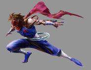 Marvel vs Capcom 2 Strider Hiryu by UdonCrew
