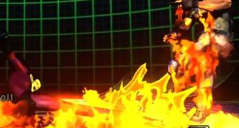 Flame Kick