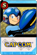 Mega Man - Heroes and Heralds card