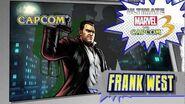 Frank West Character Vignette - Ultimate Marvel vs