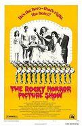 Original Rocky Horror Picture Show poster