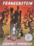 Frankenstein a Monstrous Parody