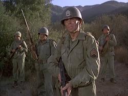 Sergeant-hawkeye get your gun