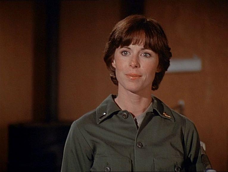 Lieutenant Sandra Cooper