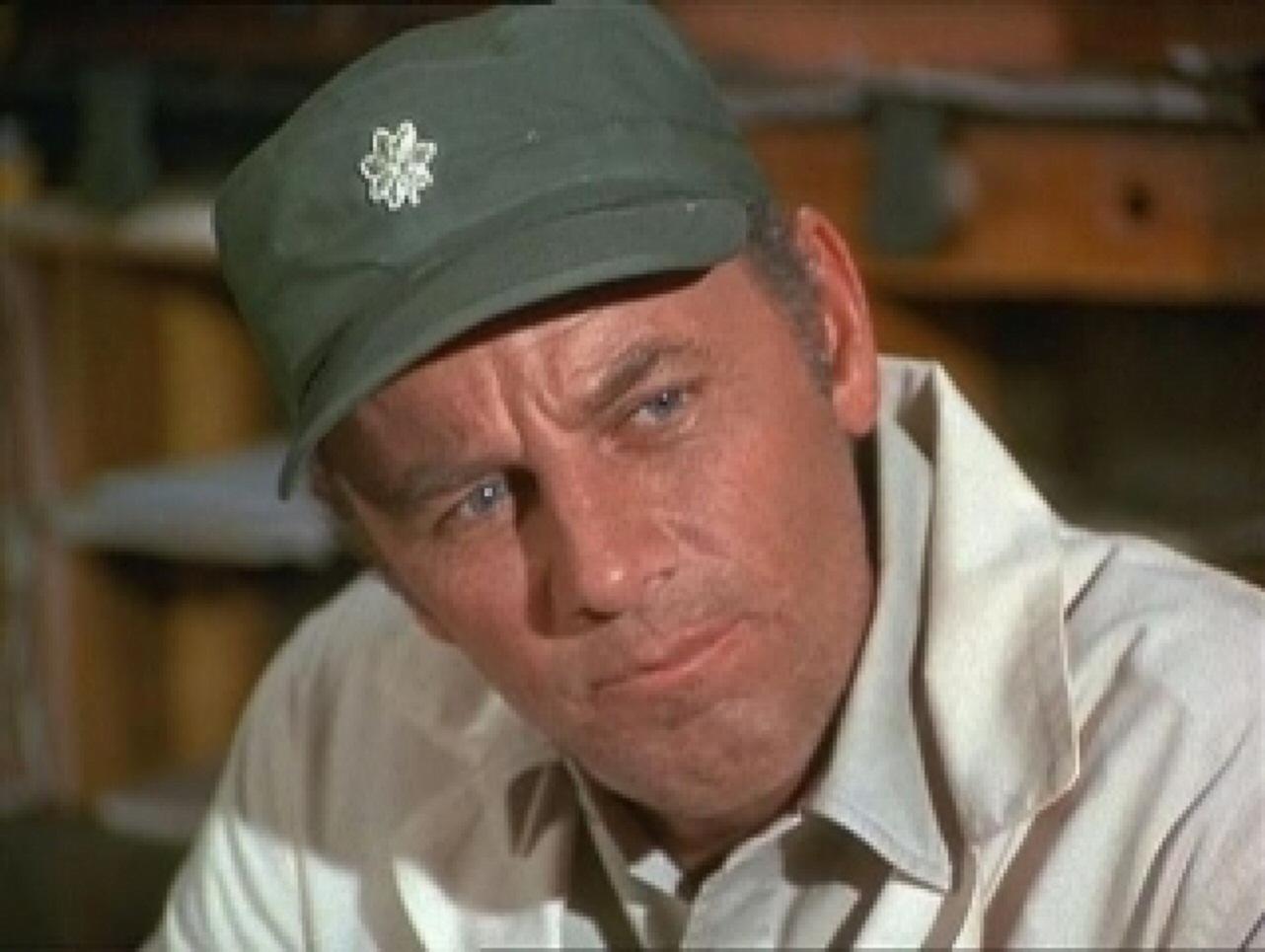 Lt. Colonel Henry Blake