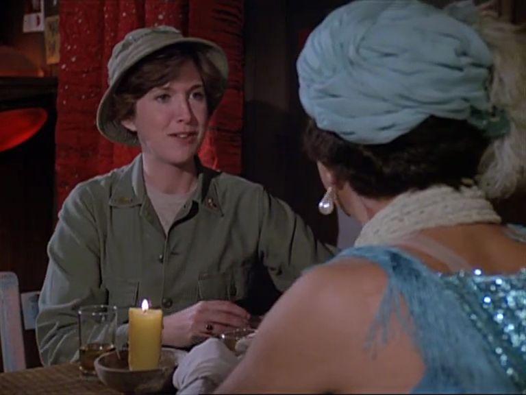 Lieutenant Debbie Clark