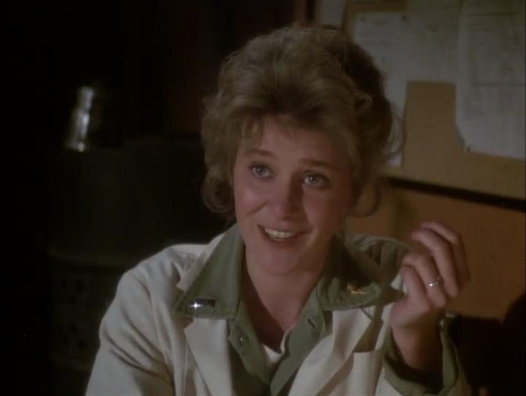 Lieutenant Carrie Donovan