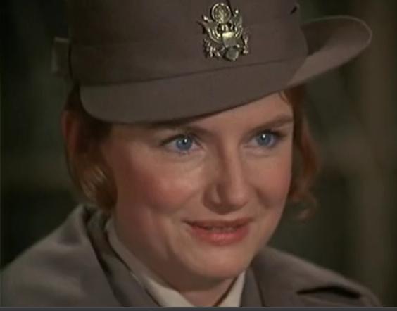 Lieutenant Louise Anderson