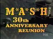 MASH 30th Anniversary Reunion