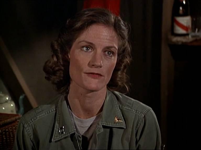 Captain Helen Whitfield