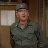 Lt Colonel Lacy (s7e23 - Preventative Medicine)