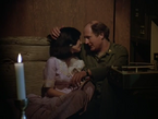MASH episode 7x25 - Charles tries to make Sooni cultured
