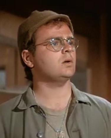 """Walter """"Radar"""" O'Reilly"""