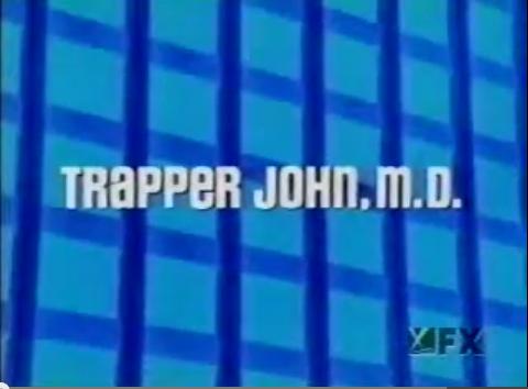 Season 4 (Trapper John, M.D.)