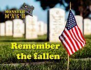 MM Main Memorial Day (Remember fallen)