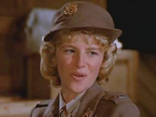 "Lieutenant Patricia ""Patty"" Haven"