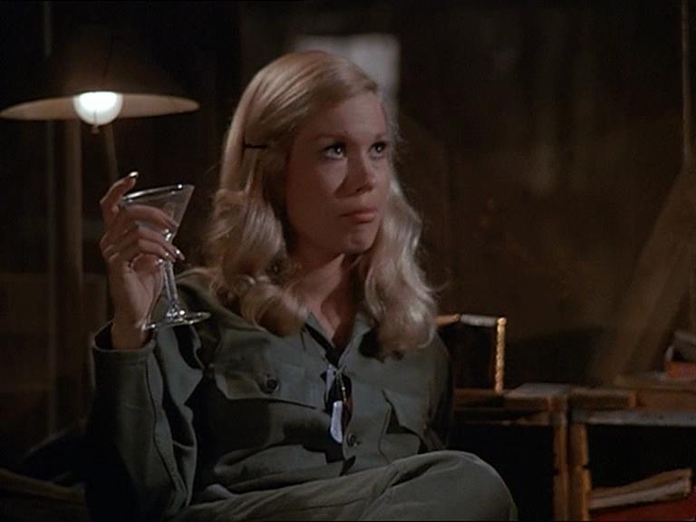 Lieutenant Nancy Griffin