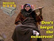 MMASH MP Klinger None Hot (Sunscreen)