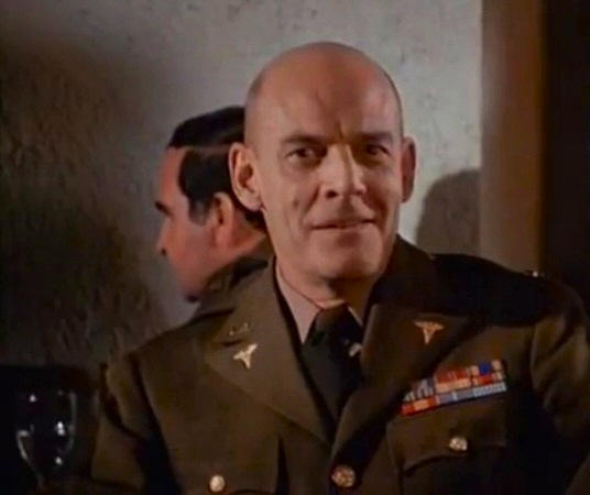Brigadier General Hammond