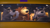55 Медведь, Медведица и Волки 3