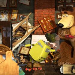 Робот Медведя