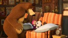 15 Маша Панда и Медведь 4
