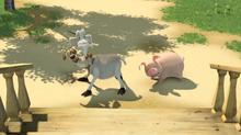 37 Пёс, Коза и Розочка