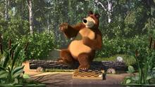 51 Медведь и Стрекоза