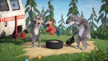 63 Волки и Петух 2