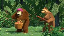 38 Медведь и Медведица