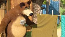 18 Медведь
