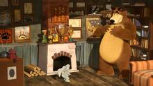 38 Медведь и Зайка