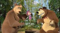 07 Маша Медведь и Медведица