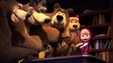 68 Маша и медведи
