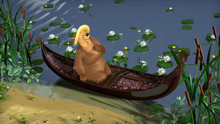 54 Медведица и Лягушки
