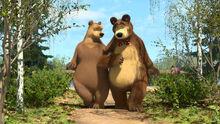 07 Маша Медведь и Медведица 2