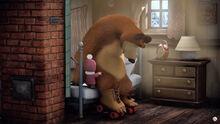 10 Маша и Медведь 3