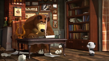 64 Медведь и Панда
