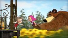 52 Медведь, Маша и Даша