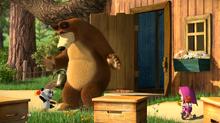 51 Медведь, Маша и Панда