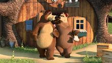 22 Медведь и Медведица 2