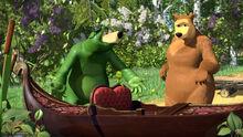 54 Медведь и Медведица