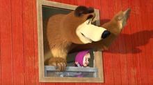 37 Маша и Медведь 2