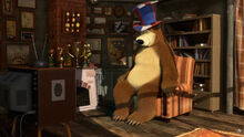 09 Медведь