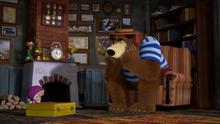54 Маша и Медведь