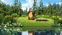 08 Медведь
