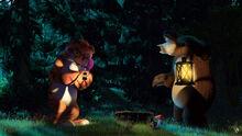 20 Маша Медведь и Тигр 3