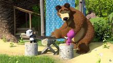 15 Маша Панда и Медведь 2