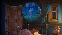 62 Медведь и Волчок