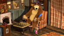 42 Маша и Медведь
